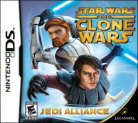 LucasArts Star Wars Clone Wars: Jedi Alliance