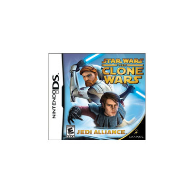 LucasArts Star Wars Clone Wars: Jedi Alliance