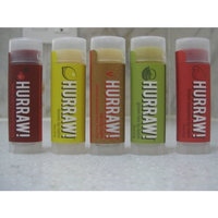 Hurraw! Balm, Lip Balm, .15 Oz (4.3 G) 2-pack (Vata)