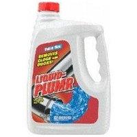 Clorox 00229 Regular Liquid Plumber - 80 oz - Pack Of 6