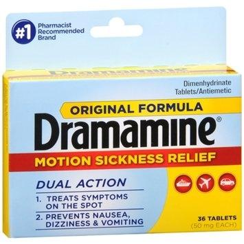 Dramamine Original Formula Tablets