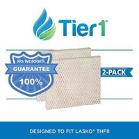 THF8 Lasko Comparable Humidifier Wick Filter by Tier1-2-Pack