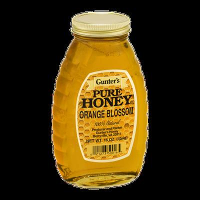 Gunter's Pure Honey Orange Blossom