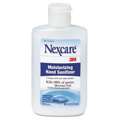 MMM C 3M Nexcare Nexcare Moisturizing Hand Sanitizer, 3-oz. Bottle