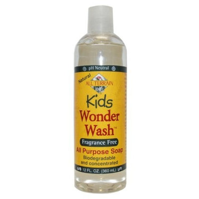 All Terrain Kids Wash Wonder Fragrance Free 4 oz
