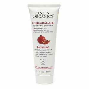 Skin by Ann Webb Pomegranate Protection Shade Boosting Moisturizer