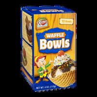 Keebler Waffle Bowls - 10 CT