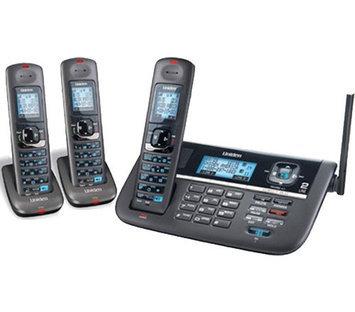 Uniden DECT4086-3 DECT 6.0 2 Line Cordless Phone System