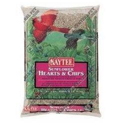 Kaytee Products Wild Bird 100033702 Kaytee Sunflower Hearts Chip 3 Pound