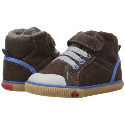 See Kai Run Kids - Dane (Toddler) (Brown) Boy's Shoes