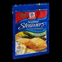 McCormick Seafood Steamers Seasoning & Steaming Bag Garlic Butter