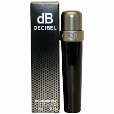 Azzaro dB Decibel Eau de Toilette Spray, .8 fl oz