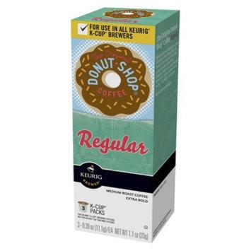 Keurig Donut Shop Regular 3CT Kcups