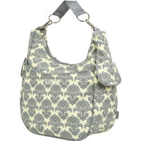 The Bumble Collection Chloe Convertible Bag, Yellow Filagree