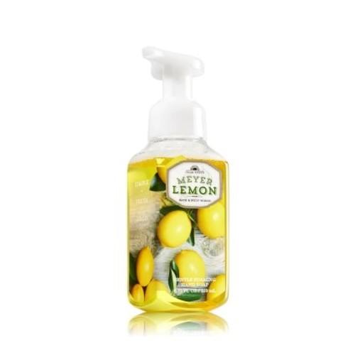 Bath & Body Works Meyers Lemon Gentle Foaming Hand Soap Bath And Body Works - Fresh Picked