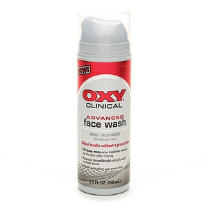 OXY Clinical Advanced Face Wash Acne Treatment
