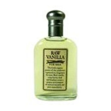Raw Vanilla By Coty For Men. Aftershave 1.7 Oz.