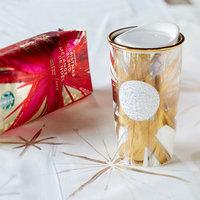 30th Anniversary Swarovski Mug & Coffee Gift Set Starbucks