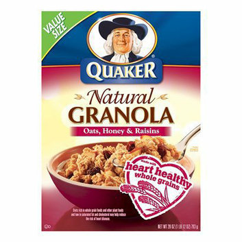 Quaker® Natural Granola Oats