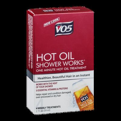 Alberto VO5® Hot Oil Shower Works