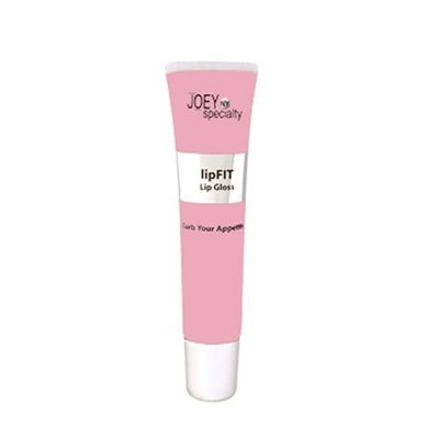 Joey NY Specialty lipFIT Lip Gloss, Silhouette, .6-Ounce Tube