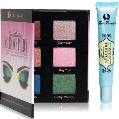 Too Faced Cosmetics Eye Shadow Insurance Policy, 3.6 Ounce