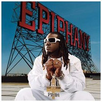 Jive usa T-Pain ~ Epiphany [Clean] (new)