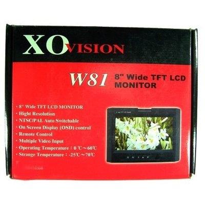 Xo Vision 8