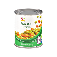 Ahold Peas and Carrots