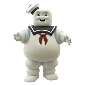Diamond Select Toys Ghostbusters 24In Stay Puft Marshmallow Man Bank