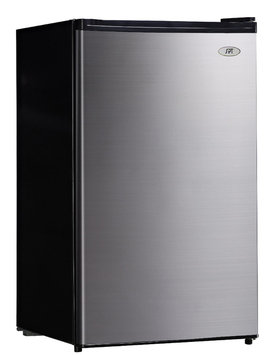 Sunpentown Int'l Inc SPT Stainless Steel 4.4 cu. ft. Compact Refrigerator with Energy Star