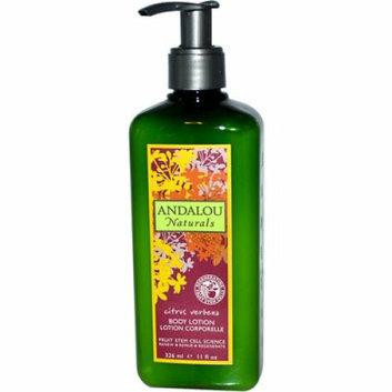 Andalou Naturals Uplifting Body Lotion Citrus Verbena 11 fl oz