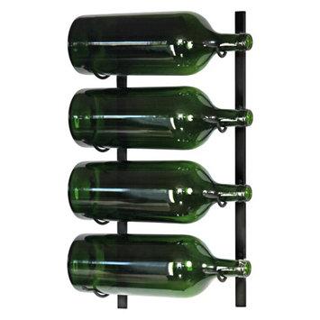 VintageView Big Platinum Series Big Bottle Wall Mounted Wine Rack