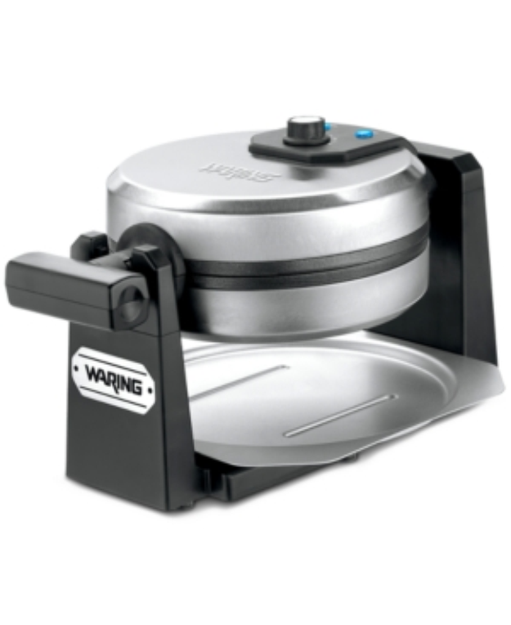 Waring Pro Brushed Stainless Steel Belgian Waffle Maker