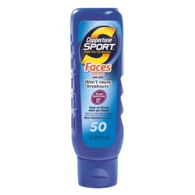 Coppertone Sport Sunscreen