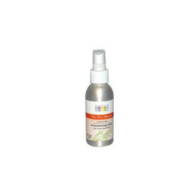 Aura Cacia Purifying Aromatherapy Mist for Room and Body Tea Tree Harvest