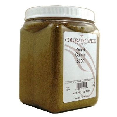 Colorado Spice Cumin Seed, Ground , 22-Ounce Jars (Pack of 2)