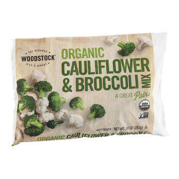 Woodstock Cauliflower & Broccoli Mix Organic
