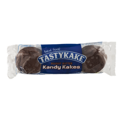 Tastykake Kandy Kakes Peanut Butter - 3 CT