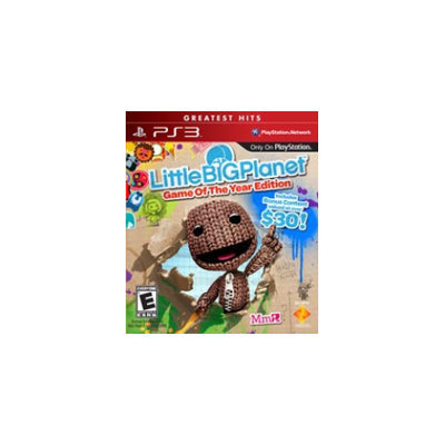 Sony Computer Entertainment LittleBigPlanet Game Of The Year