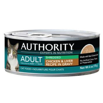 AuthorityA Shredded Adult Cat Food
