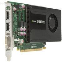 HP Quadro K2000 Graphic Card - 2 GB GDDR5 SDRAM - PCI Express