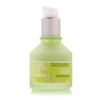L'Occitane Angelica Glowing Fluid Protective Lotion SPF 15