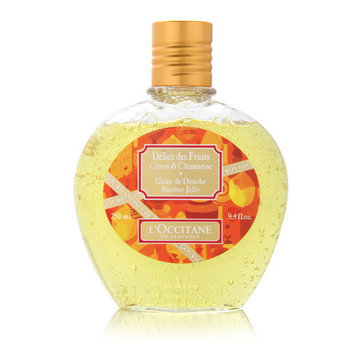 L'Occitane Delices Des Fruits Citron Clementine Shower Jelly