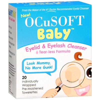 Ocusoft Lid Scrub Original Formula Eyelid Cleanser Pre-Moistened Pads