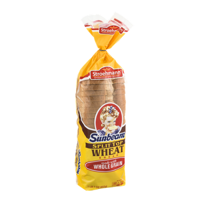 Sunbeam Split Top Wheat Bread