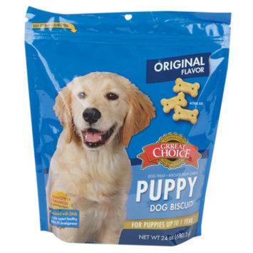 Grreat ChoiceA Puppy Biscuits Dog Treats