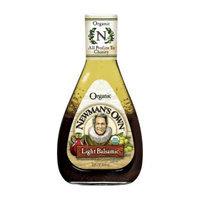 Newman's Own Organic Light Balsamic Vinaigrette Dressing 12-oz.