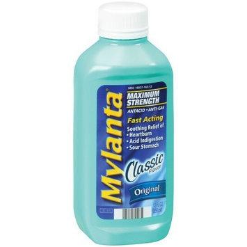 Mylanta Antacid/Anti-Gas, Maximum Strength, Original, 12 fl oz (355 ml)