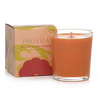 Pacifica Soy Candle, Tuscan Blood Orange, 5.5 oz